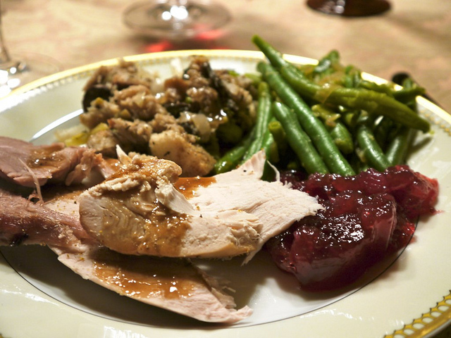 """Thanksgiving Dinner"" by atl10trader is licensed under CC by 2.0"